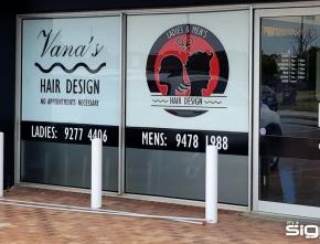 Vana's Hair Design