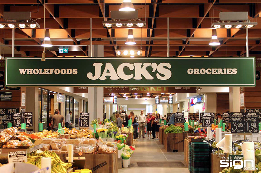 Jack's Wholefood & Groceries
