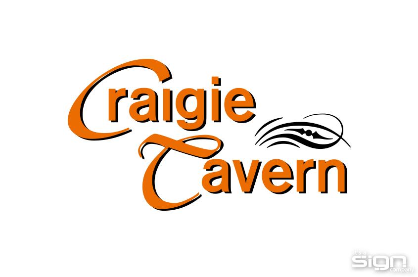 Craigie Tavern – Logo