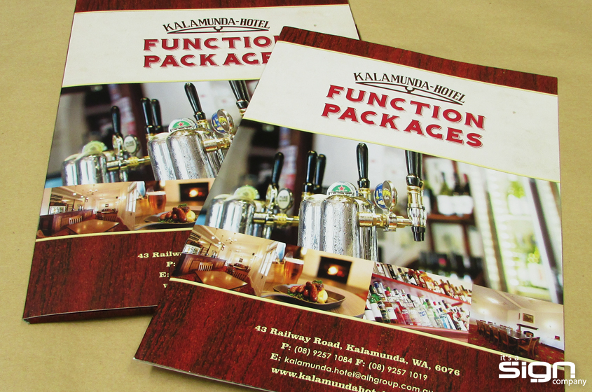 Kalamunda Hotel – Function Package
